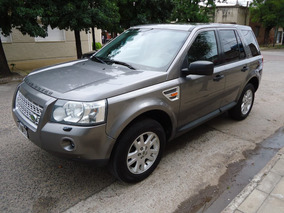 Oportunidad Liquido Land Rover Freelander Ii 2.2 Se 4x4 2007