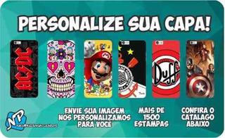 Capa De Celular / Smartphone Samsung S6 Edge Flamengo