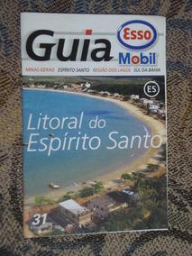 Fascículo - Guia Esso Mobil - Litoral Do Espírito Santo