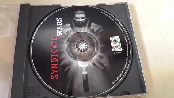 Jogo Original Syndicate Wars Para Pc - Item De Colecionador