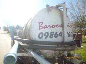 Cisterna Para Barometrica