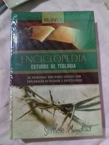 Enciclopédia Estudos De Teologia Vol Ii