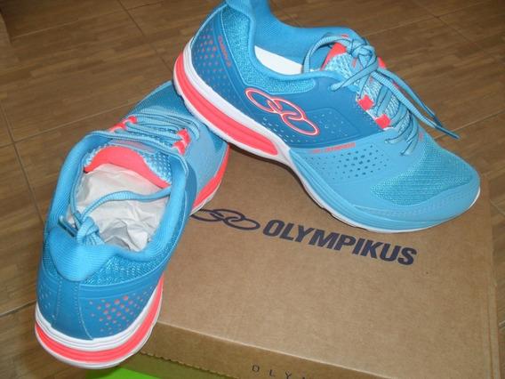 Oferta Tênis Olympikus Cushy +nf Lucaisane Tênis Nossa Loja)