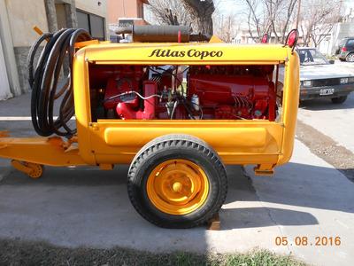 Motocompresor Atlas Copco
