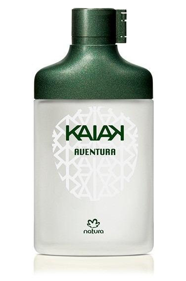 Desodorante Colônia Kaiak Aventura Masculino Com Cartucho -