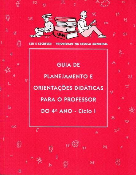 Guia De Planejamento E Orientações Didáticas P/o Professor