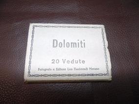 Fotografia Fotos Antigas Embalagem Original - Dolomiti