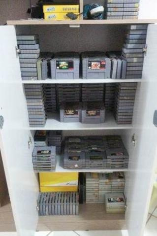 Fitas De Super Nintendo (650 Opções) Leia O Anuncio