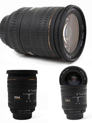 Lente Sigma Para Nikon