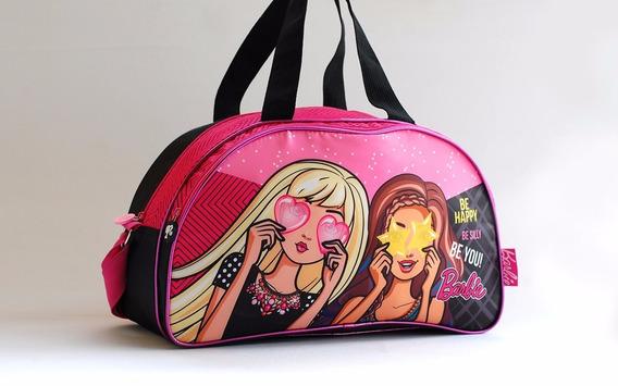 Bolso Cartera Barbie Con Licencia Mattel 15518 Original