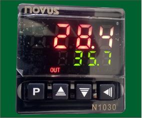 Controlador De Temperatura Termostato Digital -200 À 950