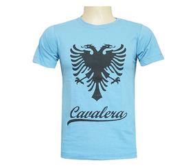 Camisa Cavalera Azul Super Promoção!!!