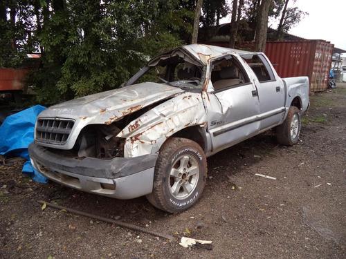 Imagem 1 de 9 de Sucata S10 2.8 4x4 Diesel 2002/2003 Para Retirada De Peças