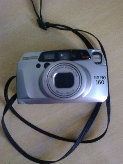 Câmera Fotográfica Analógica Pentax (frete Grátis)