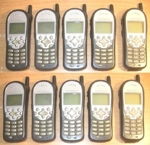 Equipo Motorola I205, I265 Nuevo Nextel Entel 2g