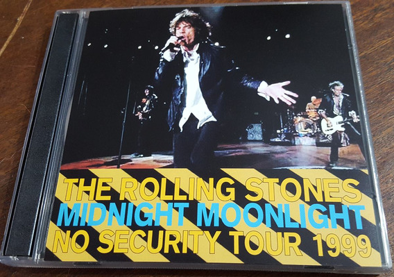 The Rolling Stones - Midnight Moonlight 2cd Ohio 1999