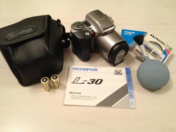 Câmera Fotográfica Olympus L30 De 35mm