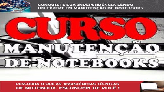 Curso De Manutenção Em Notebooks