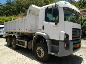 Vw 26260 Caçamba 16mtrs 2012 Com Divida