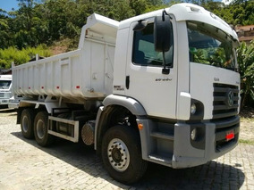 Vw 26260 Caçamba 16mtrs 2013