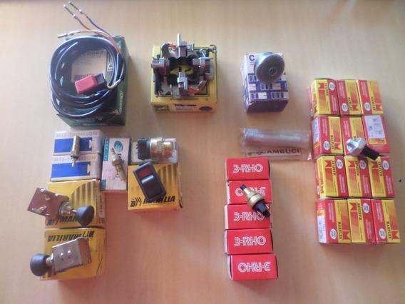 Kit Interruptores/sensor D Painel/sensor De Pressao De Oleo