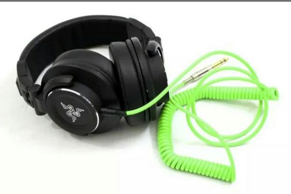 Headphones Razer Adaro Dj