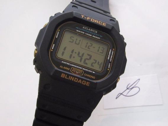 Relógio Atlantis G Shock (grande) Semelhante Ao Casio !