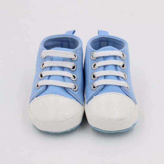 Sapato Bebê Branco Batizado Tênis Saída Maternidad