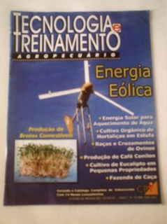Revista Tecnologia E Treinamento Agropecuário Nº 19 Ano 2001