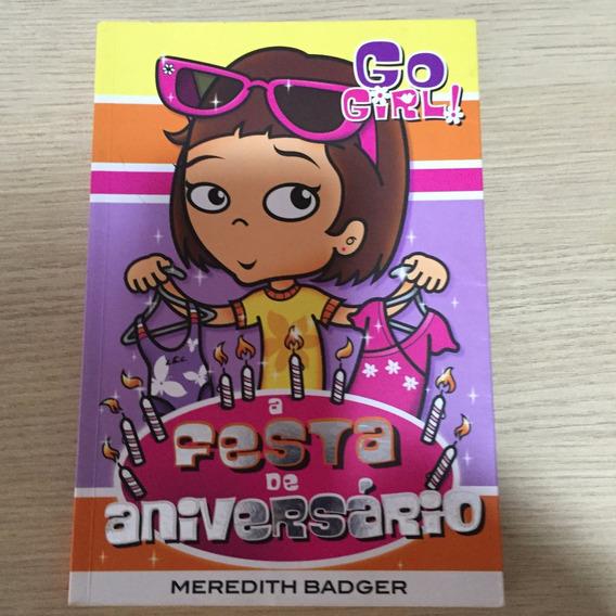Go Girl - Festa De Aniversário