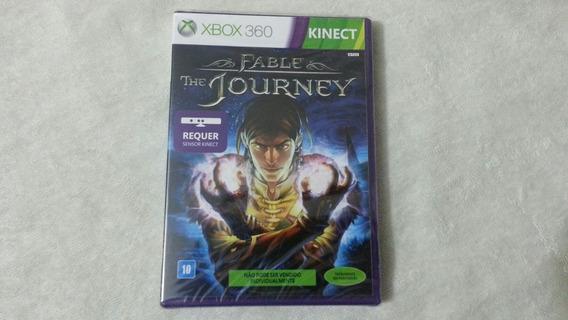 Fable The Journey Americano Original Para Xbox 360 - Lacrado