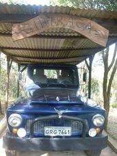 Ford.f.75-motor Opala 4 Cilindros - Caixa 5 Marchas Opala Co