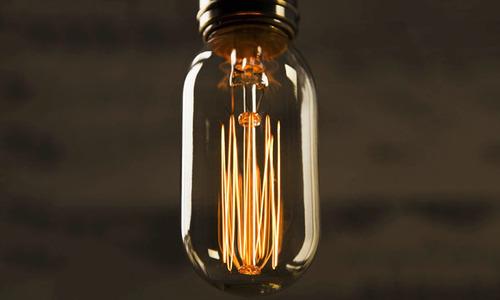 Lámpara Filamento Vintage Antigua Retro Edison 60w E27