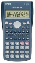 Calculadora Cientifica Casio Modelo Fx 82 Ms 240 Funciones