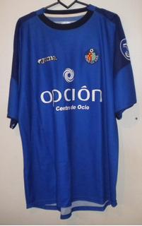 Camisa Getafe Espanha Futebol Colecionador X L ..