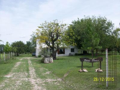Casa Con 2 Dormitorio, 2 Baños, Pileta, Quincho, 2 Churrasqu