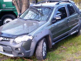 Fiat Strada 2013 1.6 Adventure Locker Cd 115cv
