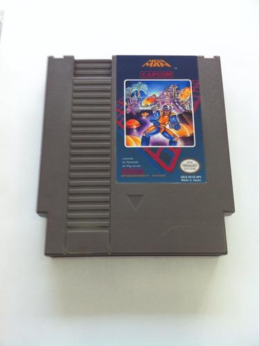 Megaman Nes Nintendo 8 Bits