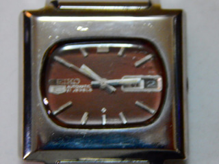 Reloj Seiko 5 - 21 Jewels Doble Calendario