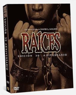Raices Miniserie De Coleccion Presentacion Unica En Dvd!