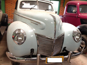Mercury Eight Conversível 1940