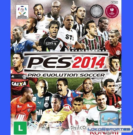 Saldão - Pes 2014 Pro Evolution Soccer 2014 - Lacrado !