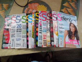Lote De Revistas Seleções - Lidas, Em Bom Estado!!