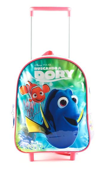 Mochila Carro Jardin Disney Buscando A Dory Nemo Mundo Team