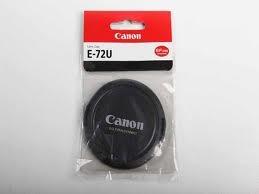Tampa Canon Para Lentes E-72u