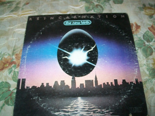 Lp Reincarnation - The New Birth Usa 1976