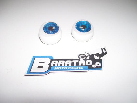 Tampa Bico De Pneu Olho Cg 125 Fan Titan 150 Ybr Factor Rdz