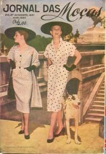 Jornal Das Moças Fred Astaire Linda Batista Joan Crawford