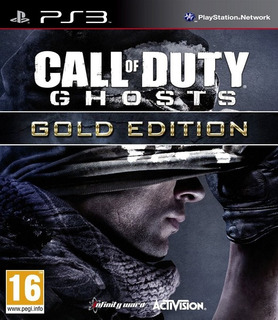 Call Of Duty®: Ghosts Gold Edition (ps3)