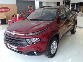 Fiat Toro 2.0 Freedom 4x4 At9 2018 Taraborelli Ent Inmediata